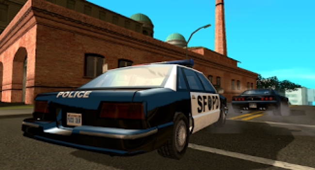 GTA San Andreas v1.08 MOD Apk+Data (Unlimited Money)