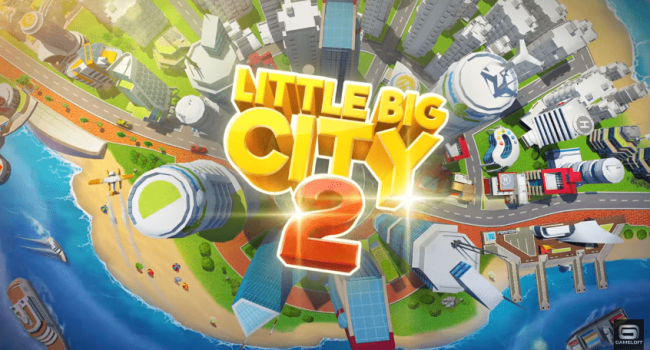 Little Big City 2 v2.0.7 MOD (Unlimited Money) Terbaru Android
