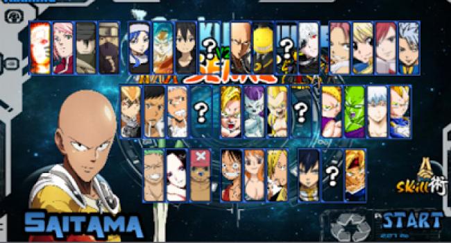 Naruto Senki MOD Otaku Anime Senki v2 Unlimited Coins
