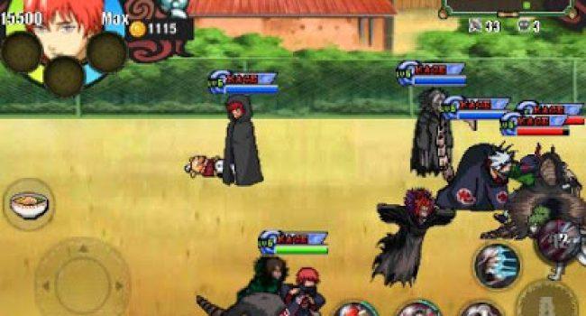 Naruto Senki MOD Bijuu Battle by Fery Pudlian