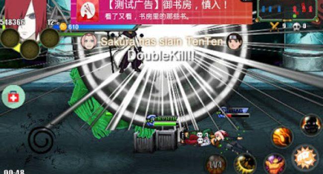 Naruto Senki MOD STORM3 MUGEN by Ferdinan