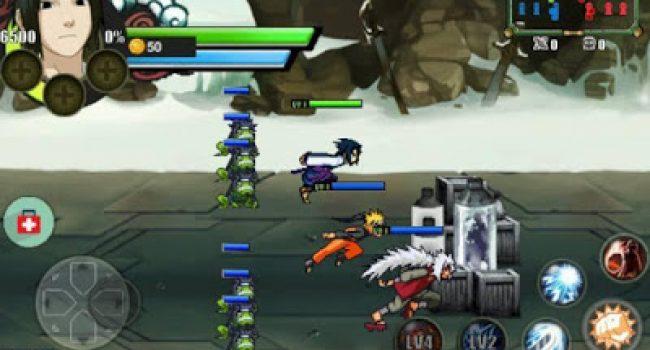 Naruto Senki MOD Road To Ninja Terbaru Android