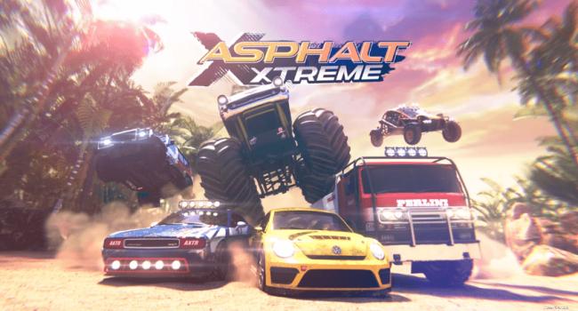 Asphalt Xtreme Offroad Racing MOD 4-min