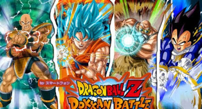 Dragon Ball Z Dokkan Battle Mod Apk v2.13.4