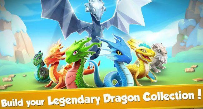 Dragon Mania Legends MOD v2.6.0q (Unlimited Money) Terbaru 2017