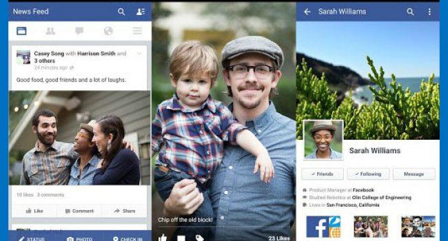 Facebook MOD (Facebook + Messenger Jadi 1) Android