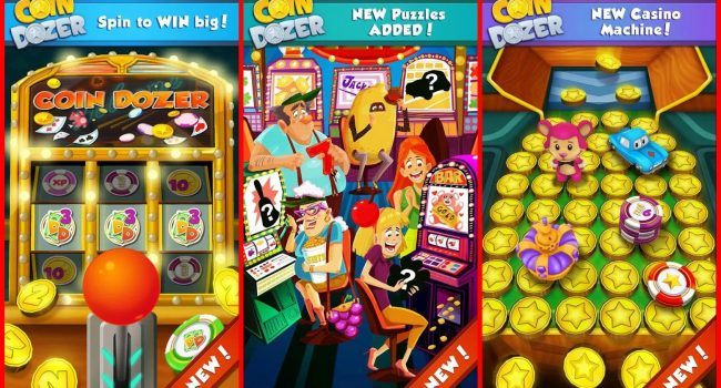 Coin Dozer: Free Prizes MOD (Unlimited Money) v16.5
