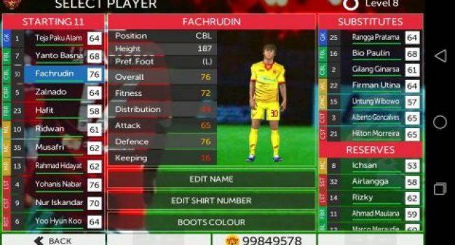 FTS 17 MOD Liga Indonesia (Apk+Obb) Unlimited Money