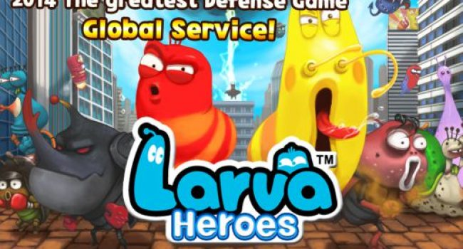 Larva Heroes 2: Lavengers 2017 MOD (Unlimited Gold+Candy) v1.6.6