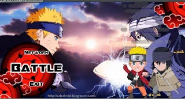 Naruto Senki MOD Over Crazy v1 by Riicky