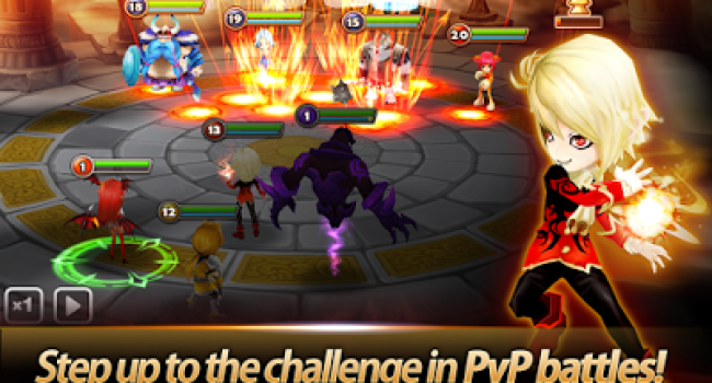 Summoners War: Sky Arena Mod Apk v3.1.3 (Mod Attacks)