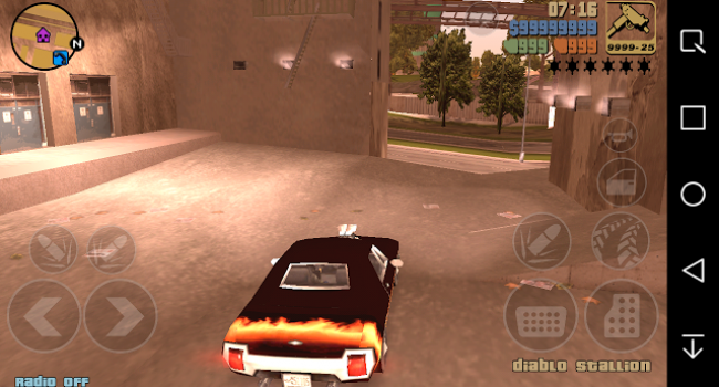 GTA 3 Lite v2 MOD (Apk+Data) Android, Support All GPU