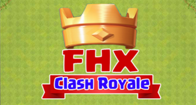 FHX for Clash Royale v3.0 (All Unlimited) Terbaru