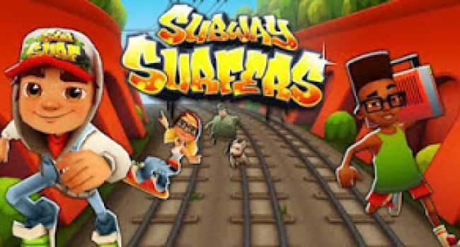Subway Surfers: Winter Holiday Apk v1.64.1 Mod