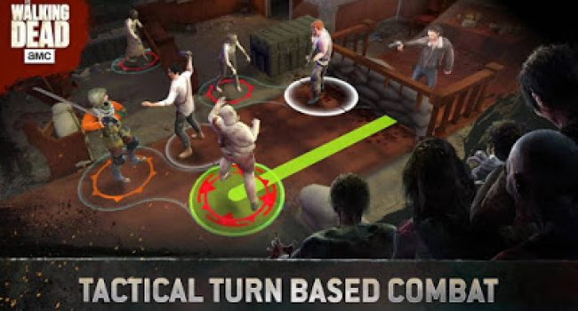The Walking Dead No Man's Land MOD Apk Data v2.3.0.49