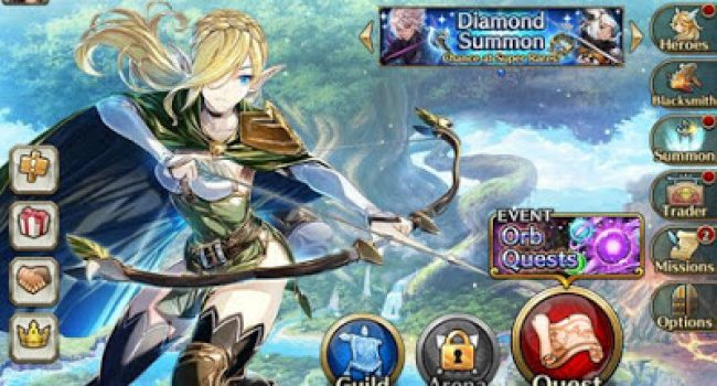Valkyrie Connect MOD APK v2.0.3 + OBB DATA Terbaru