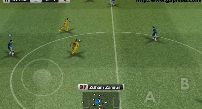 Winning Eleven 2016 Mod Update (Base WE 2012) Terbaru