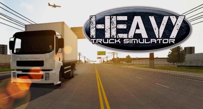 Heavy Truck Simulator MOD (Unlimited Money) v1.760 Terbaru