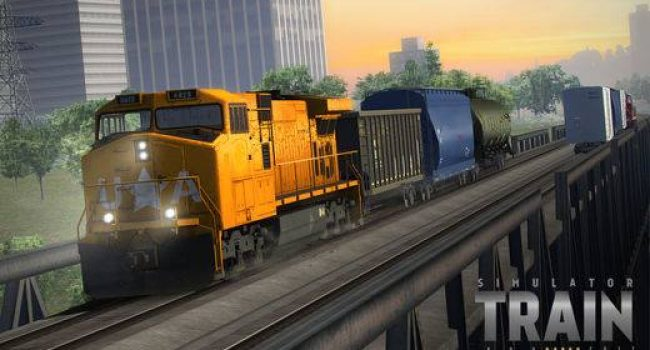 Train Simulator PRO 2018 APK Data MOD v1.3.5 Terbaru