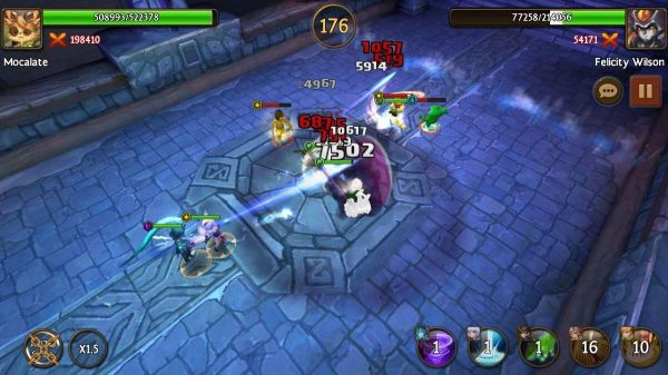 Battle of Heroes APK MOD v10.61.44 (x50 Attack/Health/Speed)