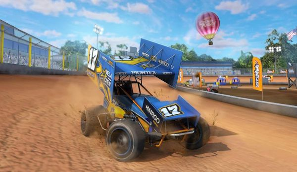 Dirt Trackin Sprint Cars APK Data v1.0.0 (Full Version)
