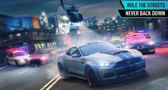 Need for Speed™ No Limits APK Data Mod v2.5.6 (China Unofficial)