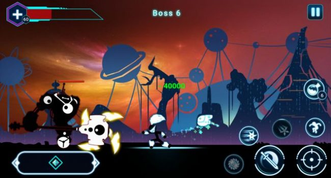Stickman Ghost 2: Gun Sword APK MOD v4.1.3 (Lots of Money)