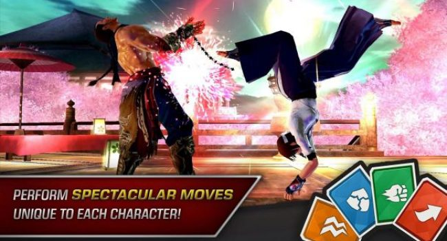 TEKKEN™ APK Data v0.4.1 (Mod HP / Alwais Win) Terbaru