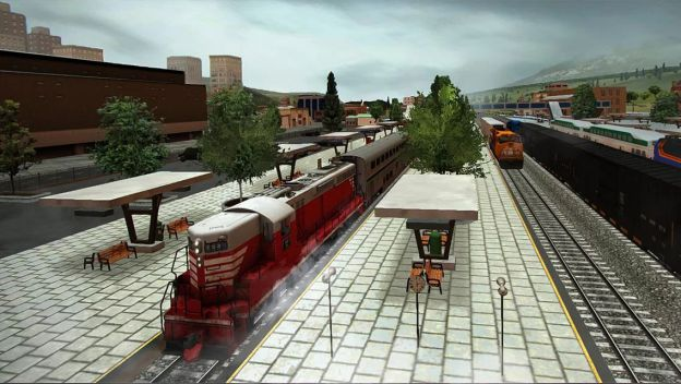Train Simulator PRO 2018 APK Mod v1.3.7 (Lots of Money)