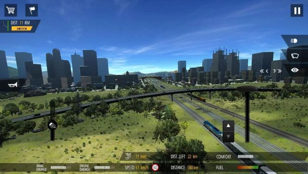 Train Simulator PRO 2018 APK Mod v1.3.7 (Lots of Money)