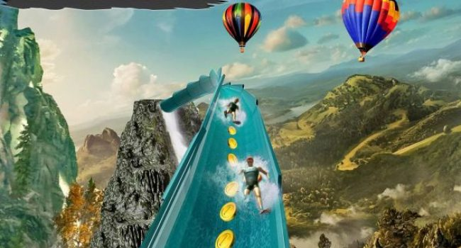 Water Park Slide Adventure APK MOD v1.0 (Full Unlocked)