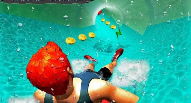 Water Park Slide Adventure APK MOD v1.0 (Full Unlocked)