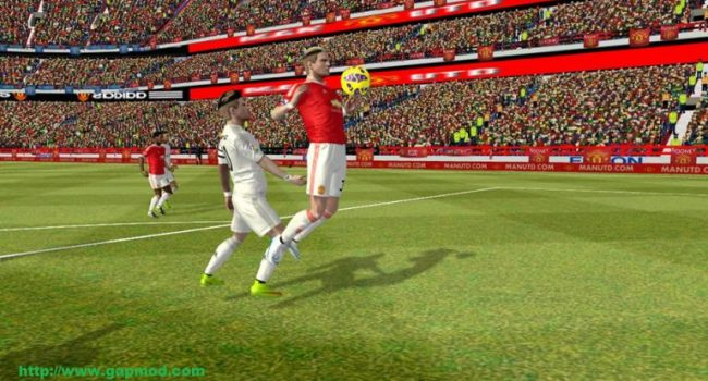 First Touch Soccer 16 (FTS 16) Apk+Obb/Data Update Terbaru