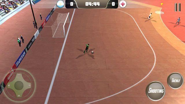 Futsal Football 2 APK v1.3.1 (Super 3D GamePlay) Full Version