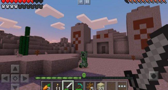 Minecraft Pocket Edition APK Mod v1.2.5.0 (Full Unlocked)