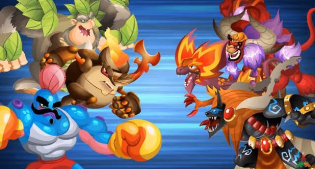 Monster Legends APK MOD v4.5.2 (Unlimited Money) Terbaru