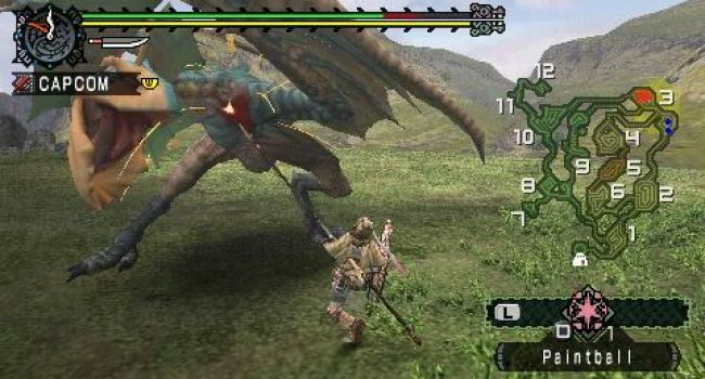 Monster Hunter: Dynamic Hunting APK Data Terbaru
