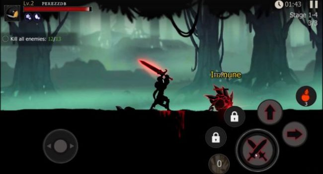 Shadow of Death: Stickman Fight APK v1.14.2.1 (Mod Money)