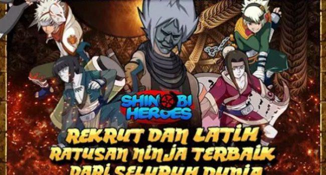 Shinobi Heroes v2.48.060 APK Terbaru Gratis