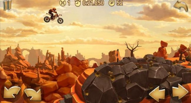 Trials Frontier APK Data MOD v5.5.0 (Lots of Money)