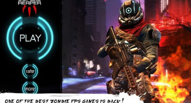 Zombie Reaper 3 APK MOD Unlimited Money v1.4 Terbaru