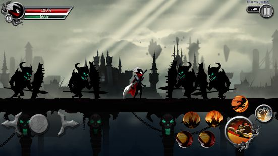 Stickman Legends Ninja Hero: Knight, Shooter RPG MOD v2.0.1