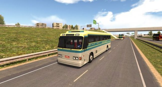 Heavy Bus Simulator APK v1.060 Terbaru Android