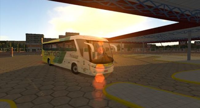 Heavy Bus Simulator APK v1.060 Terbaru Android