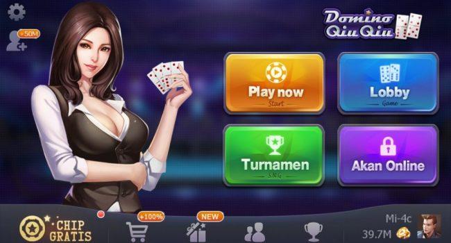 Domino QiuQiu 99 (KiuKiu) APK Versi Lama Sampai Versi Baru