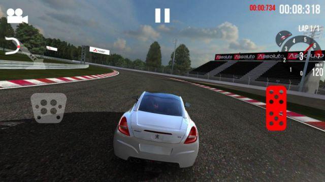 Assoluto Racing APK Data v1.13.6 (Mod Money) Terbaru