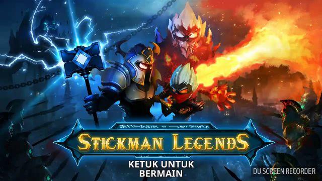 Stickman Legends Ninja Hero: Knight, Shooter RPG MOD v2.0.1