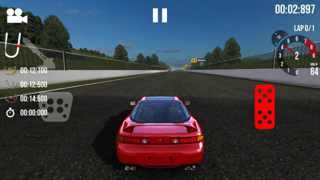 Assoluto Racing APK Data v1.13.6 (Mod Money) Terbaru