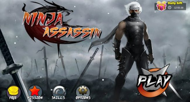 Ninja Assassin MOD APK (Unlimited Money) v1.1.5 Full Version
