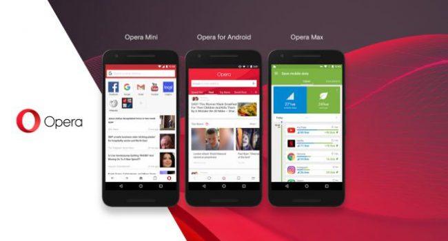 Download Opera Mini: Web Browser Cepat APK All Version